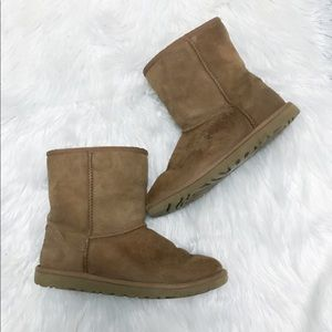 Uggs ankle boots size 6